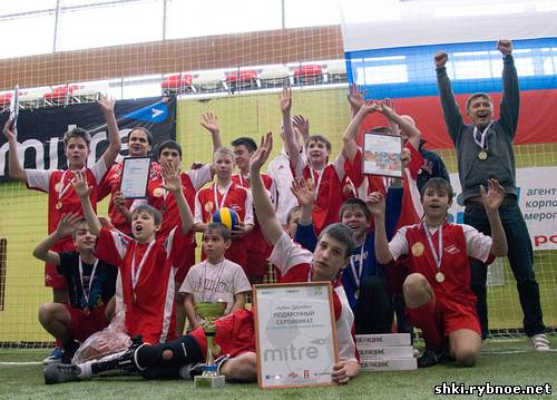 Победа во втором Межрегиональном турнире «Кубок Дружбы»